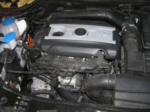 silnik Skoda octavia 1.8 TSI 160KM